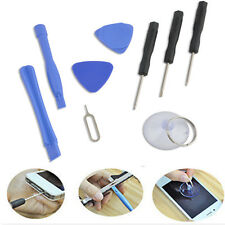 9 In 1 Repair Opening Tools Kit Screwdriver For Cell Phone iPhone Samsung HTC