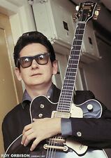 ROY ORBISON London 1967 Retro Poster Size 84.1cm x 59.4cm-approx 34''x 24''