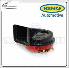 Ring 12v Single High Note Snail Twin Terminal Horn REH140