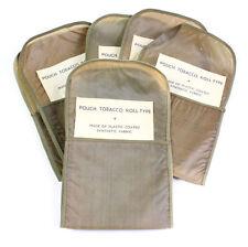 Blague à tabac US avec notice WW2  (matériel original)