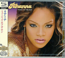 RIHANNA-MUSIC OF THE SUN-JAPAN SHM-CD D50