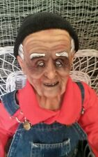 Grandpa William, Creepy OOAK Horror Doll