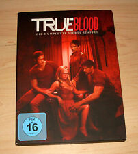 DVD Box - True Blood - Die komplette vierte Staffel ( Season 4 ) - komplett
