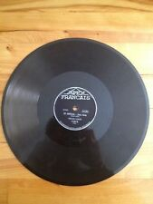 Gerard Lajoie 78 Rpm French Record ( Canadian )