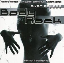BODY ROCK =Sven Palzer= Dalek/Maas/Garnier/Slater/Holden/Klein...= groovesDELUXE