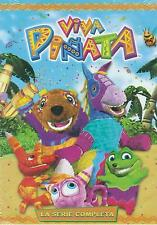 Viva Pinata DVD NEW 4 Disc BOX SET La Serie Completa De Animacion SEALED