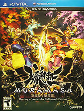 Muramasa Rebirth Limited Edition for Sony PlayStation Vita