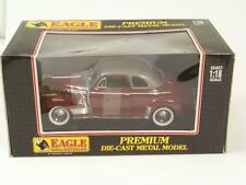 Eagle Collectibles #4356 - Chevrolet Deluxe Coupe 41 - Grey/Burgundy - A+/B