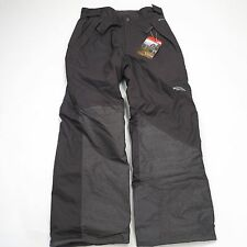 $99 The North Face Boys Freedom Insulated Pant Youth Medium Graphite Grey NEW