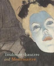 Toulouse-Lautrec and Montmartre-ExLibrary