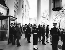 John F.Kennedy , State Funeral -  Departure from the White House # 2