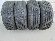 245/60R18 Michelin Latitude TIRES 245 60 18 FACTORY TAKE OFFS 10 MILES