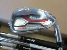 NEW AEROBURNER HL Combo Iron Set 3,4 Hybrid 5-PW steel shaft Regular Flex