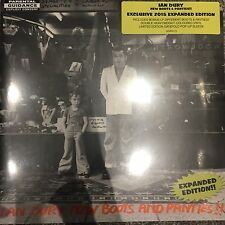 IAN DURY & THE BLOCKHEADS NEW BOOTS & PANTIES + ALTERNATIVE BOOTS 2 VINYL LP NEW