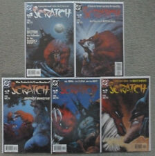 "BATMAN ""SCRATCH"" #1-5 SET..SAM KIETH..DC 2004 1ST PRINT..VFN+"