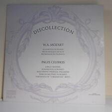 """33 tours W.A MOZART Disque LP 12"""" PAGES CELEBRES - DISCOLLECTION 46 Frais Reduit"""