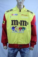Authentic JH Design Pontiac M&M Nascar Men's cotton jacket US XL Made in USA