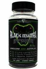 Innovative Black Mamba Hyper Rush Weight Loss and Energy FREE WORLD SHIPPING !!!