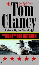The Hunt for Red October - Tom Clancy (Jack Ryan Series) Paperback