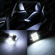 Xenon White Interior LED Package For Sonic Sedan 2012-2013 (4 Pieces) #1192