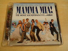 CD / MAMMA MIA! / THE MOVIE SOUNDTRACK  FEATURING THE SONGS OF ABBA