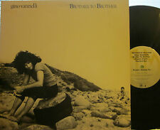 """► Gino Vannelli - Brother to Brother (A&M 4722)  (with """"I Just Wanna Stop"""")"""