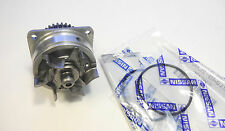 Genuine Nissan Water Pump w/ O-rings Xterra Frontier Pathfinder Quest Maxima