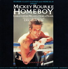 Homeboy - Original Score Soundtrack [1988] | Eric Clapton | CD