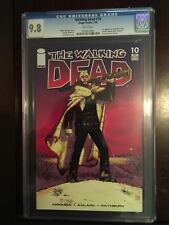 The Walking Dead #10 CGC 9.8 NM/MT