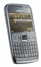Nokia E72 Metal Grey Silver E72-1 RM-530 QWERTY Phone without Simlock new