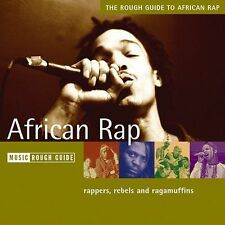 Various Artists : The Rough Guide to African Rap CD (2008)