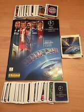 Complete Loose Set Of 564 Panini Champions League Stickers 2010/2011 and Album