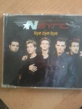 NSYNC CD SINGLE BYE BYE BYE
