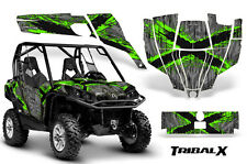 CAN-AM COMMANDER 800R 800XT 1000 1000XT 1000X GRAPHICS KIT DECALS TXGSPAD