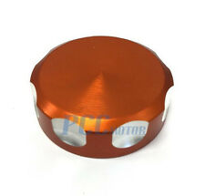 REAR Brake Reservoir Cover Cap KTM 690 DUKE 1190 Adventure 1190RC8 ORANGE M RC07
