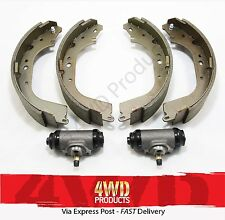 Brake Shoe & Wheel Cylinder SET - Landcruiser FJ40 FJ60 FJ62 (80-90)