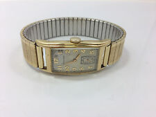Vintage Hamilton 10k Gold Filled Watch, Sub second hand