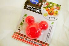 JAPANEASE BENTO LUNCH accessories rice ball  mold mould disney minnie mouse