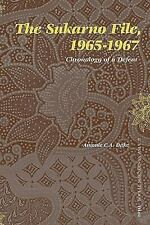 The Sukarno File, 1965-1967: Chronology of a Defeat (Social Sciences in Asia), ,