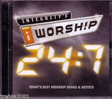 Integrity's iWorship 2CD 24/7 Classic Christian MICHAEL W. SMITH HILLSONG UNITED