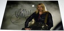 BILLIE PIPER DR DOCTOR WHO HAND SIGNED 12X8 AUTOGRAPH PHOTO WINSTON CHURCHILL