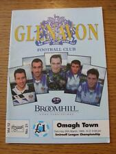 26/03/1994 Glenavon v Omagh Town  (No obvious faults)