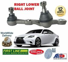 FOR LEXUS IS250 IS300H HYBRID 2013-  NEW RIGHT SIDE LOWER BALL JOINT