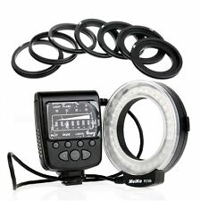 Meike FC-100 Macro Ring Flash/Light for Canon EOS 70D 60D 7D 6D 5Ds 5D Mark III