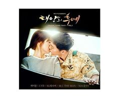 Descendants of the Sun OST Vol. 2 (KBS TV Drama)-SONG JOONG KI
