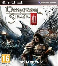 DUNGEON SIEGE III 3 PS3 Game (PRE OWNED) (USED) Excellent Condition