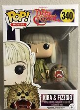 "Funko Pop Movies Jim Henson's The Dark Crystal Kira And Fizzgig 3.75"" Vinyl Toy"