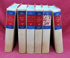 6 Book Lot-Zane Grey Collection of  Books, 1953-1958, See desc. for Titles