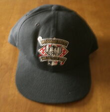 1994 PITTSBURGH PIRATES ALL STAR GAME BLACK SNAP BACK HAT - NEW
