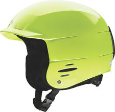 Smith UPSTART Junior Youth Ski Snowboarding Helmet NEON Youth Small 48-53cm